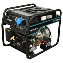 Генератор бензиновый Hyundai HHY 7020FGE