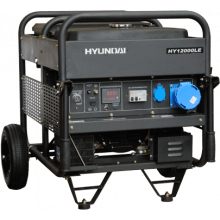 Генератор бензиновый Hyundai HY 12000LE