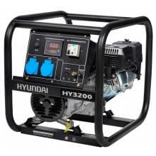 Генератор бензиновый Hyundai HY 3200