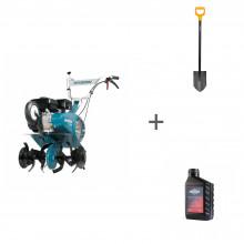 Культиватор бензиновый Hyundai T 800 + лопата + масло в подарок!