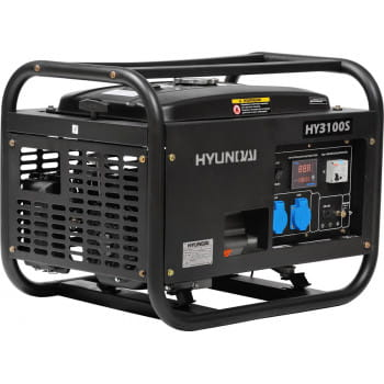 HY 3100S  в фирменном магазине Hyundai