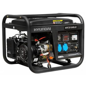 HY 3100LE  в фирменном магазине Hyundai