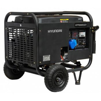 HY 9000SER  в фирменном магазине Hyundai