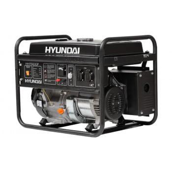 Генератор бензиновый Hyundai HHY 5000F