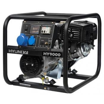 HY 9000  в фирменном магазине Hyundai