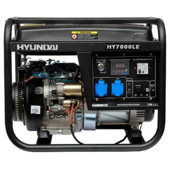 Генератор бензиновый Hyundai HY 7000LE