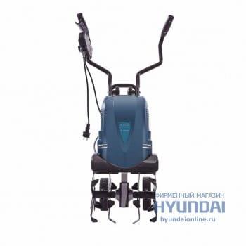 Культиватор электрический Hyundai T1500E + лопата + масло в подарок!