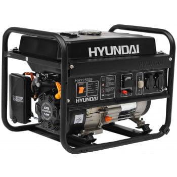 HHY 2500F  в фирменном магазине Hyundai