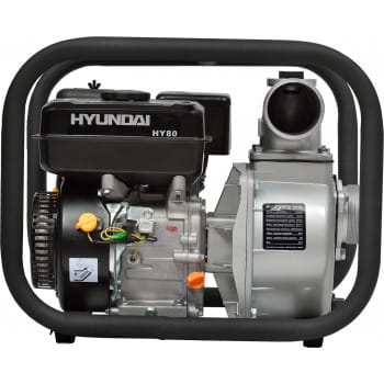 Мотопомпа бензиновая Hyundai HY 80
