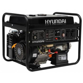 HHY 5000FE  в фирменном магазине Hyundai