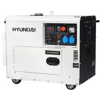 DHY 8000SE  в фирменном магазине Hyundai