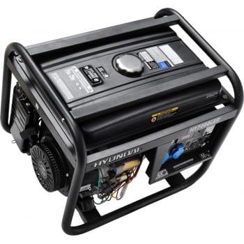 Генератор бензиновый Hyundai HY 7000LER