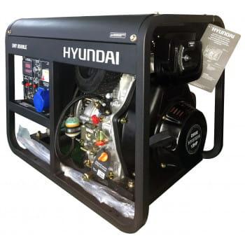 DHY 8500LE  в фирменном магазине Hyundai