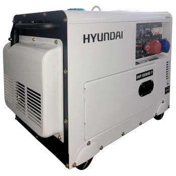 DHY 8500SE-T  в фирменном магазине Hyundai