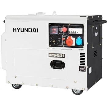 DHY 8000SE-3  в фирменном магазине Hyundai