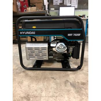 Генератор бензиновый Hyundai HHY 7020F У9