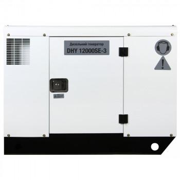Генератор дизельный Hyundai DHY 12000SE-3