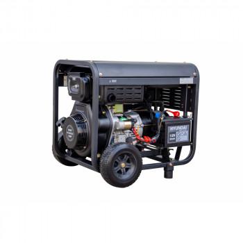 Генератор дизельный Hyundai DHY 8000LE-3
