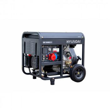 Генератор дизельный Hyundai DHY 8500LE-3