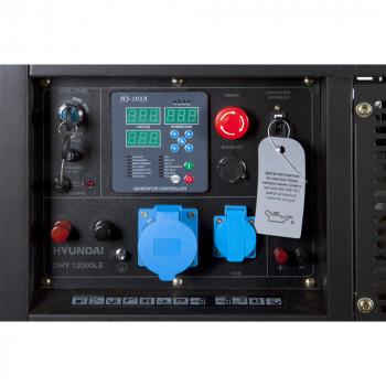 Генератор дизельный Hyundai DHY 12000LE
