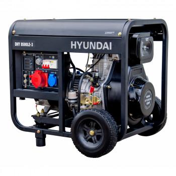 DHY 8500LE-3  в фирменном магазине Hyundai